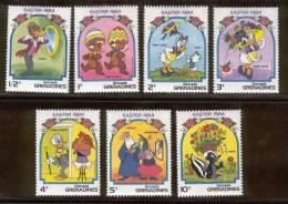Disney Stamps - Grenada Gren Easter 1984 MNH - Disney
