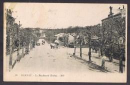 BERNAY . Le Boulevard Dubus . - Bernay