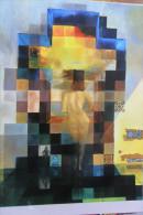 Salvador Dali Gala Desnuda Abraham Lincoln - Peintures & Tableaux