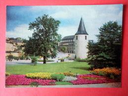 Otto Grotewahl Square - Plauen Im Vogtland - 1967 - Germany DDR - Unused - Plauen