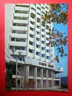 High-Riser At New Square - Alma Ata - Almaty - 1982 - Kazakhstan USSR - Unused - Kazakhstan