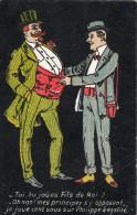 CPA.Illustrateur Non-Signé.Sager(?). - 1900-1949