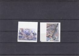 Jeux Olympiques - Planche à Voile - Judo -  Belgique - COB 2119 / 20 ** - MNH - NON Dentelés - Summer 1984: Los Angeles