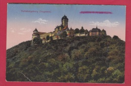 HAUT-KOENIGBURG  //  Le Château - France