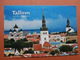 34116 PC:  ESTONIA: EESTI: Tallinn. - Estonia