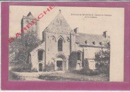 50.- Environs De GRANVILLE  .- Ruines De L' Abbaye De La Lucerne - Granville