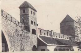 Estonie - Tallin - Remparts Fortifications - Estonie
