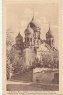 Estonie - Reval Tallin - Cathédrale Russe Orthodoxe - Estonie