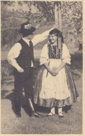 Hongrie - Costumes Folklore - Hungary