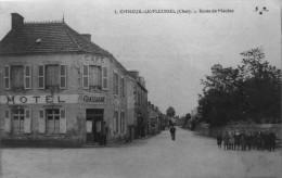 Epineuil Le Fleuriel : Route De Maulne - Autres Communes