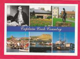 Captain Cook Country,North Yorkshire, Z22. - Other
