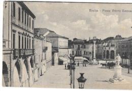 VENETO-ROVIGO VEDUTA PIAZZA VITTORIO EMANUELE - Rovigo