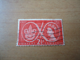 Großbritannien: 50 Jahre Pfadfinder - 1952-.... (Elisabeth II.)
