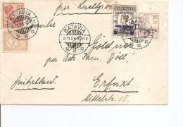 Indes Néérlandaises ( Lettre De 1928 Par Avion Vers L'Allemagne à Voir) - Indes Néerlandaises