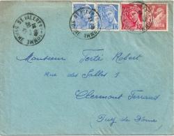 Bel Ensemble St Valéry Sur Somme Avec Lettre à L'intérieur - Lettres & Documents
