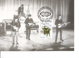 Chanteurs -Beatles ( CM De Belgique De 1999 à Voir) - Zangers