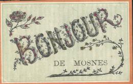 CPA 37 BONJOUR DE MOSNES - Autres Communes