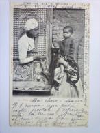 EGYPTE  :  SALAM  ALAIK  -  Beau Plan  XXX   1905 - Alexandrië