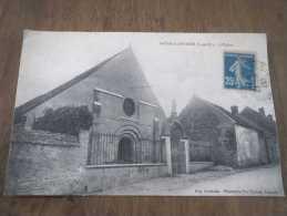 91 -  St Cyr La Riviere L'église - France