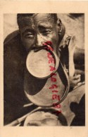 AFRIQUE - TCHAD - FEMME A PLATEAU A KYABE