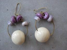 Boucles D´oreilles - Earrings