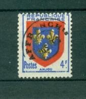 Préo N°105 Variété Surcharge Défectueuse (A Absent) Neuf Sans Gomme - Variétés: 1941-44 Neufs