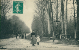 76 RICHEMONT / L'Ermitage, Forêt D'Eu / - Autres Communes