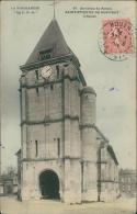 76 SAINT ETIENNE DU ROUVRAY / L'Eglise / CARTE COULEUR - Saint Etienne Du Rouvray