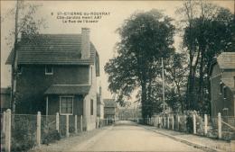 76 SAINT ETIENNE DU ROUVRAY / Cité Jardin Henri ABT, La Rue De L'Avenir / - Saint Etienne Du Rouvray