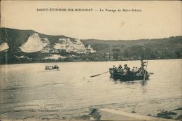 76 SAINT ETIENNE DU ROUVRAY / Le Passage De Saint-Adrien / - Saint Etienne Du Rouvray