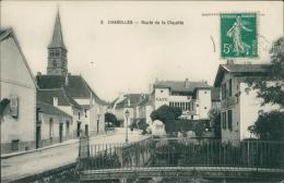 71 CHAROLLES / La Route De La Clayette / - Charolles