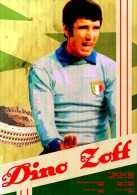 CARTEL AFFICHE REPRODUCTION - DINO ZOFF SIZE:22X16 CM. APROX. - Afiches