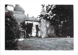 71 - Saint-Point - Château De Lamartine, 1952, Photo Format 9/6.4 - Places