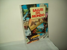 """Album Figurine """"de Il Monello"""" (Universo 1972)  """"Saluti Dal Mondo"""" - Altre Collezioni"""
