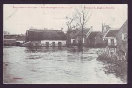 Belgique - Flandre Orientale - MOERZEKE - Inondations De Mars 1906 - Overstroomingen - Carte Postale - CPA   // - Hamme