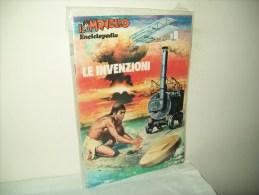 """Album Figurine """"de Il Monello"""" (Universo 1973)  """"Le Invenzioni"""" - Altre Collezioni"""