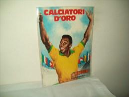 """Album Figurine """"de Il Monello"""" (Universo 1973)  """"Calciatori D'Oro"""" - Altre Collezioni"""