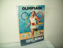 """Album Figurine """"de Il Monello"""" (Universo 1972)  """"Olimpiadi Cento Medaglie"""" - Altre Collezioni"""