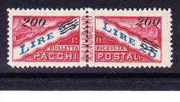 San Marino 1948/50 Paketmarke - Mi.# 34 ** - Saint-Marin