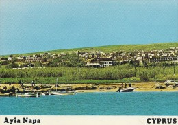 Ayia Napa    Cyprus  Sent To Denmark     # 03441 - Cyprus