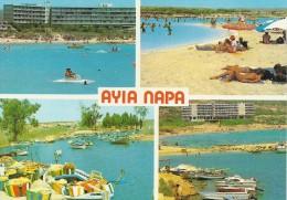 Ayia Napa  - Views   Cyprus      # 03442 - Cyprus