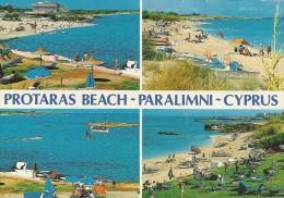 Views  Protaras Beach - Paralimni   Cyprus      # 03445 - Cyprus