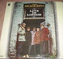 The Beach Boys - Vinyle - Live In London - Rare - Rock