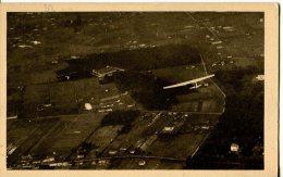 BOUVIER SUR PLANEUR AVIA 32 E, REMORQUÉ PAR UN HANRIOT 14 ( BANLIEUE DE BORDEAUX ) - Aviateurs