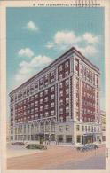 Ohio Stevbenville Fort Steuben Hotel 1940 Albertype