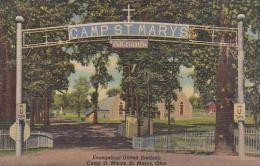 Ohio Saint Marys Evangelical United Brethren Camp Saint Marys 19