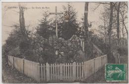 GUIPRY  BOURG LA CROIX DU BOIS TBE - Autres Communes