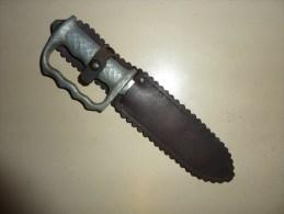 Rare Australian Commando Dagger / Knife WW 2 - Armas Blancas