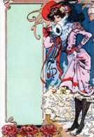 Les Chefs D'oeuvre De La Carte Postale  NEUDIN,ADECA Tirage Limite 1000ex 1978 Conrad Collection Des Cent,femme Elegante - Conrad