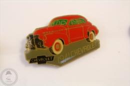 1941 Chevrolet Red Colour - Enamel Pin Badge #PLS - Otros